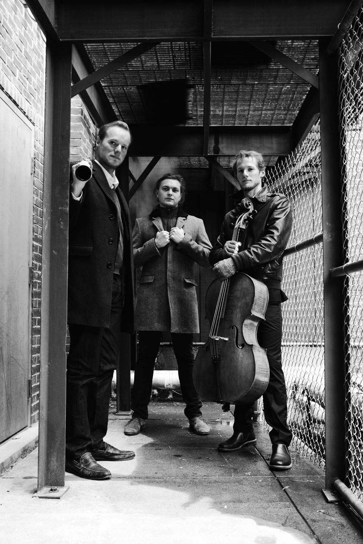 Kristian Bäverstam Trio